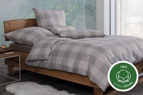 Lenjerie de pat ORGANICĂ NIAGARA
