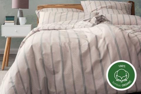 Lenjerie de pat ORGANICĂ AKANDA