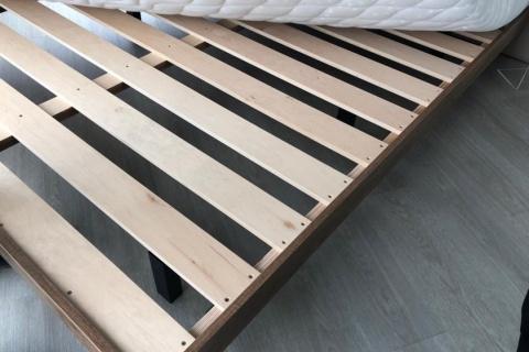Somiera cadru lemn