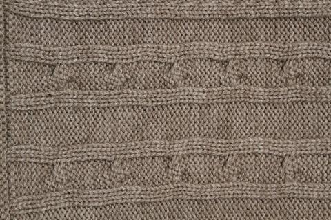 Pernă decorativă tricotată BOSTON 40x40 cm