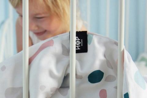 Lenjerie de pat copii TERRAZZO KIDS